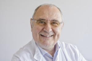 Chefarzt Prof. Dr. Helmut Teschler