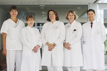 Team Anästhesiologie