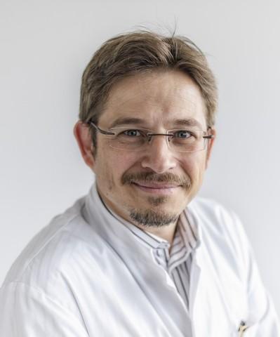 Leiter der Sektion PD Dr. Kaid Darwiche