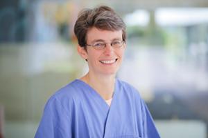 Oberärztin Dr. Christiane Antony