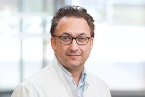 Oberarzt Khaled Mardanzai