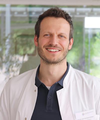 Leiter des Zentrums Univ.-Prof. Dr. Christoph Schöbel